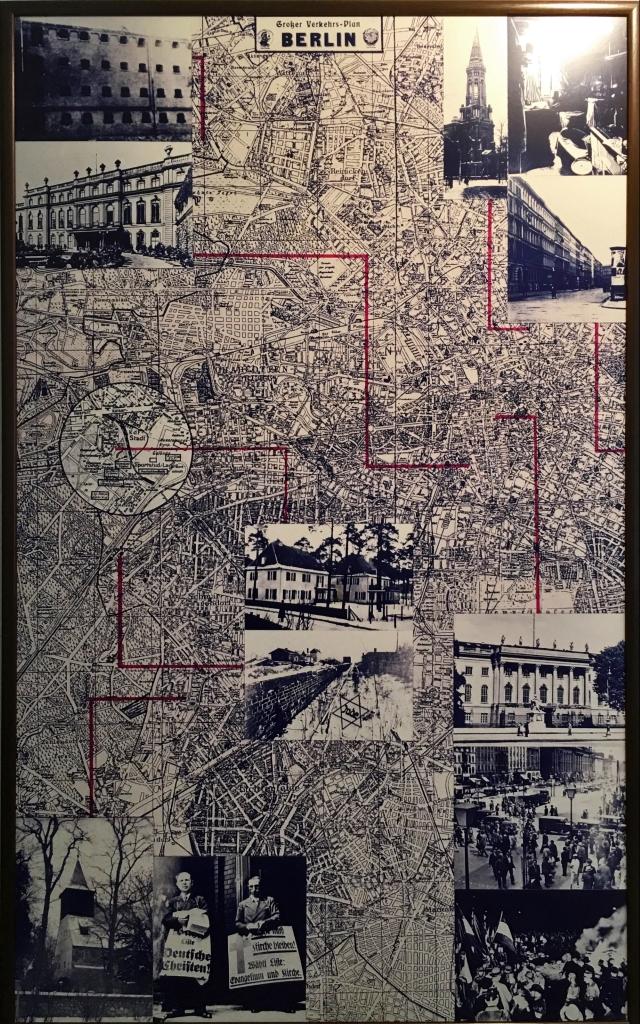 Tabelle 1: Dietrich Bonhoeffer und Berlin