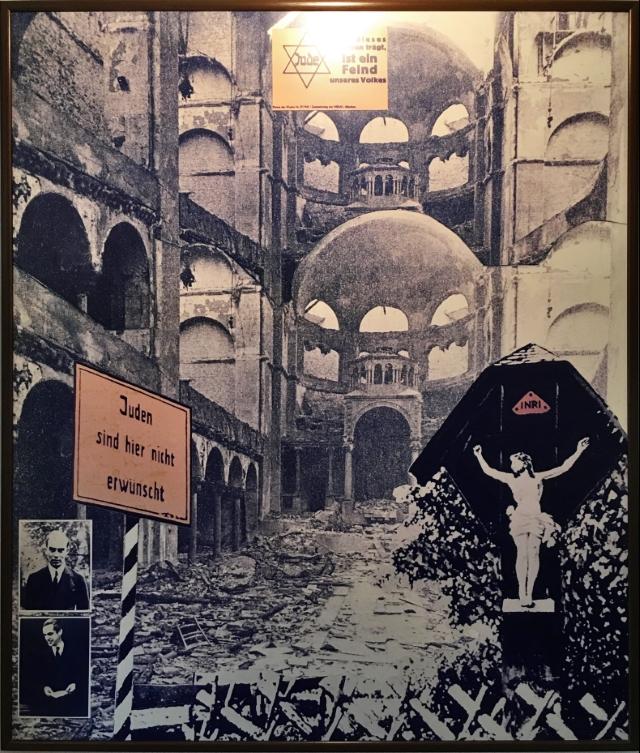 Tafel 5: Die Kirche vor der Judenfrage