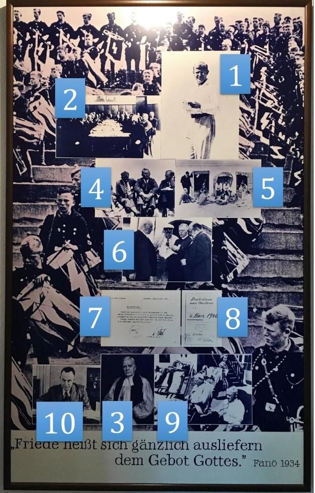 Tafel 7: Ökumene - Ziffern