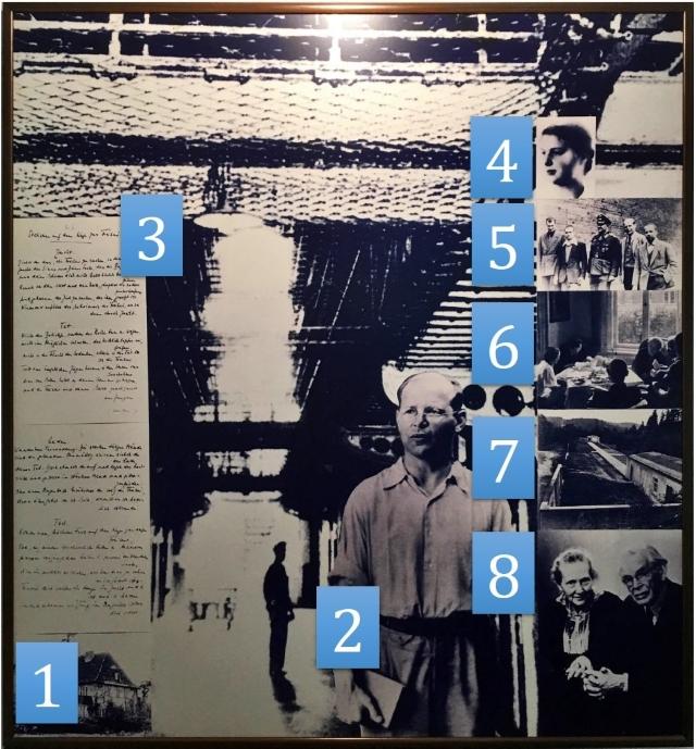 Tafel 9: Gefängnis und Tod - Ziffern